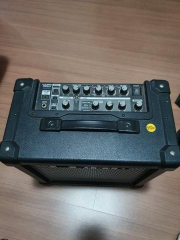 Roland Gx20 com pedaleira integrada - Foto 2