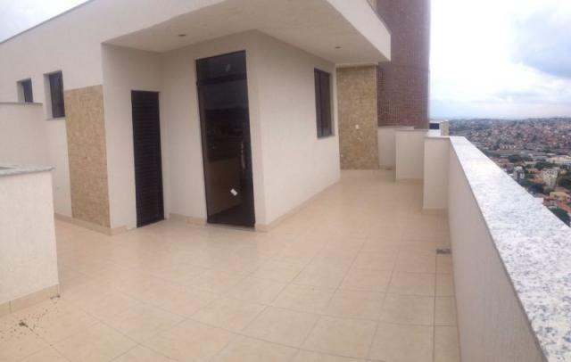 Cobertura à venda com 3 dormitórios em Barreiro, Belo horizonte cod:2492 - Foto 10