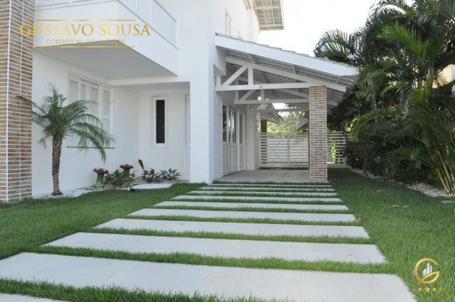 Espetacular Casa no Alphaville Fortaleza com piscina privativa - Foto 4
