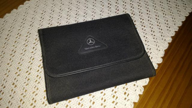Manual do proprietário Classe A Mercedes Benz W168