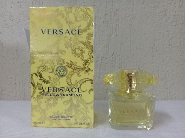 Perfume Versace Yellow Diamond - Foto 3