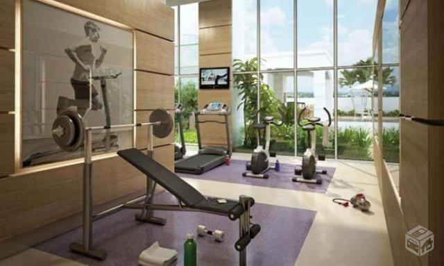 Vendo Apartamento novo em Fortaleza no bairro Cocó com 70 m² e 3 quartos por 440.000,00 - Foto 4