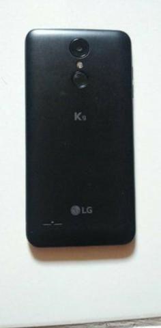 Vendo celular lg k9 tv