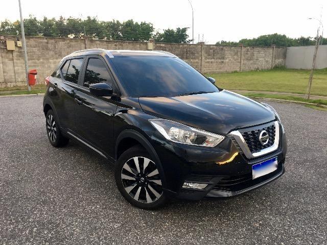 Nissan Kicks Sl 2017 Top de Linha Oportunidade