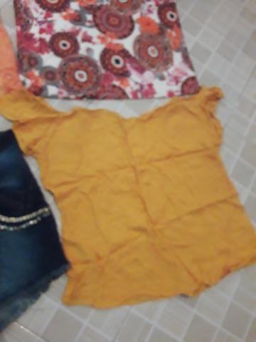 Lote de roupa Gg - Foto 3