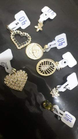 Semi jóias folheadas com garantias - Foto 3