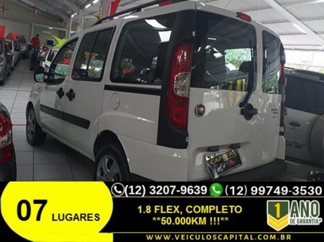 FIAT DOBLO ESSENCE 1.8 FLEX 16V 5P - Foto 3