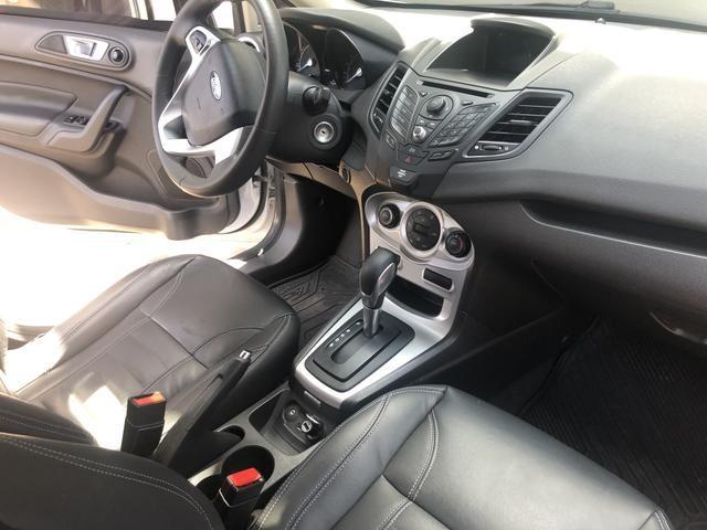 New Fiesta Sedan Automático 1.6 Impecável - Foto 3