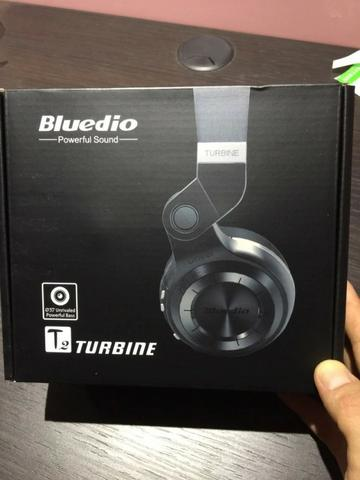 Top de Linha Fone Bluedio T2 Bluetooth