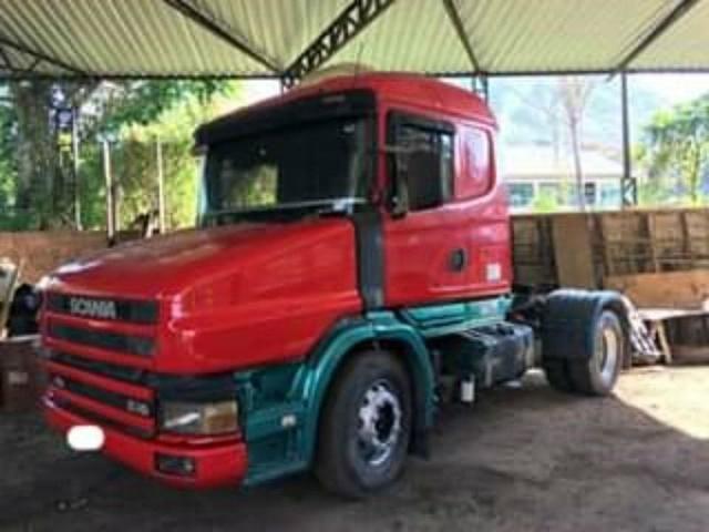 Scania t-114 ga 330/ 4×2