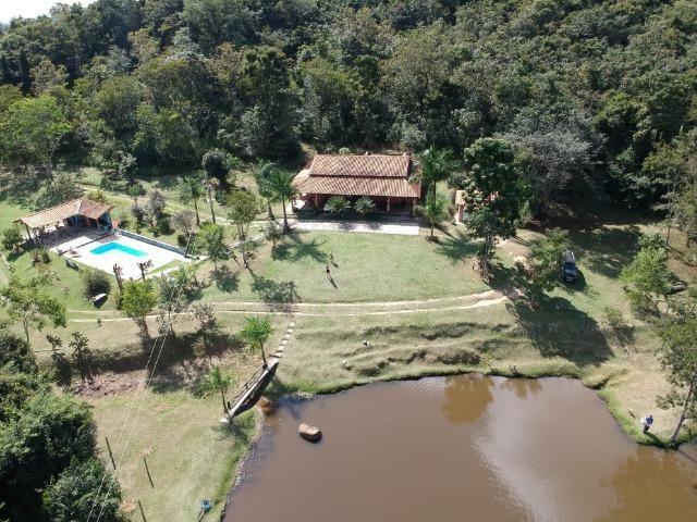 Sitio em Sete lagoas , temporada 90km de Belo Horizonte carnaval , pescaria - Foto 18