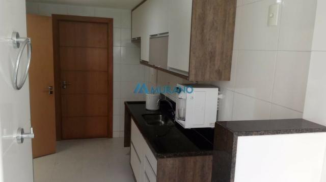 Murano Imobiliária aluga apartamento de 3 quartos na Praia da Costa, Vila Velha - ES - Foto 5