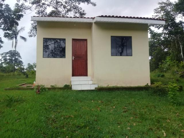 Vende-se Chácara Sentindo Acre,Com Água Natural - Foto 2