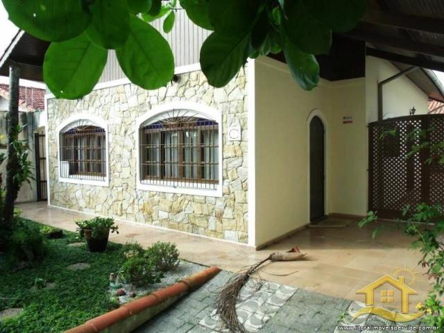Casa à venda com 2 dormitórios em São joão batista, Peruíbe cod:2299