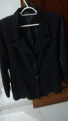 4ba0e7e4b2 Vende-se blazer feminino por 20