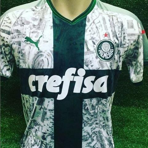 1030e93da Camisa do Palmeiras Puma Modelos 2019 Entrego - Esportes e ginástica ...
