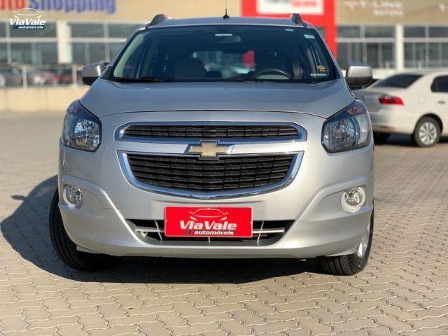 Chevrolet Spin 1.8 Ltz Automatica - 2014 - Foto 2