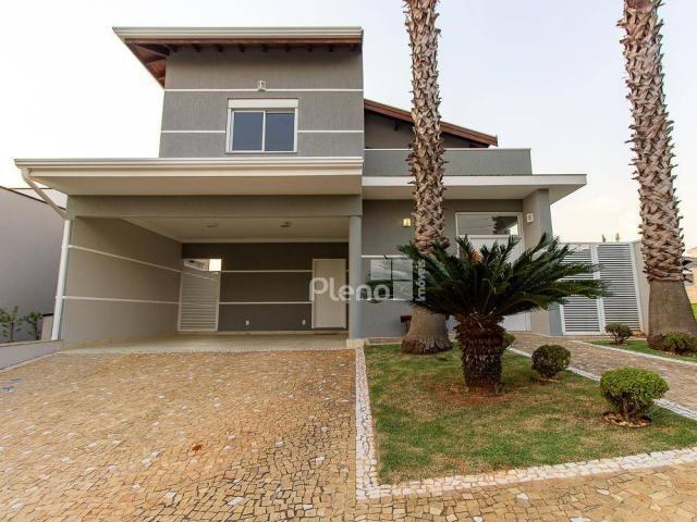 Casa com 3 suítes à venda, 261m² por R$ 1.499.000 no Swiss Park - Campinas/SP