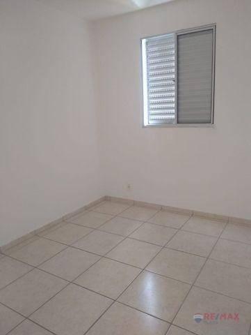 Apartamento com 2 dormitórios para alugar, 50 m² por R$ 880,00/mês - Rios di Itália - São  - Foto 13
