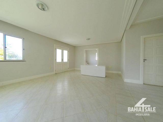 Casa com 4 dormitórios à venda por R$ 1.450.000 - Vila de Abrantes - Camaçari/BA - Foto 2