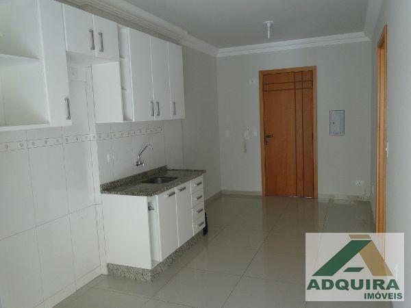Apartamento com 1 quarto no ED. ÓPERA - Bairro Centro em Ponta Grossa - Foto 2