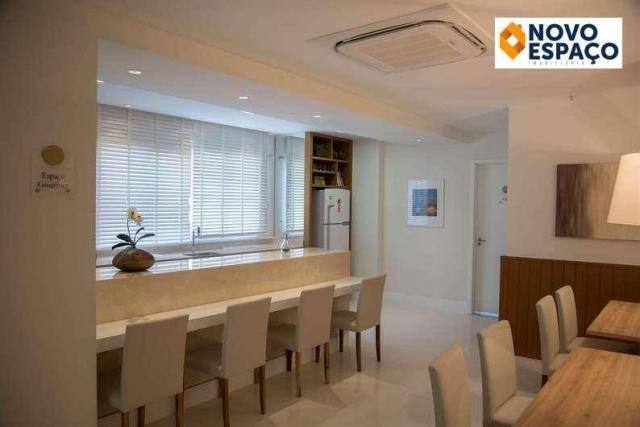 Apartamento com 2 dormitórios à venda, 53 m² por R$ 235.000 - Centro - Campos dos Goytacaz - Foto 14