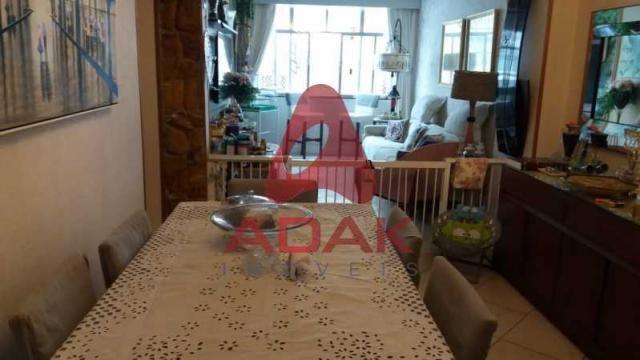 Apartamento à venda com 3 dormitórios em Copacabana, Rio de janeiro cod:CPAP31047 - Foto 6
