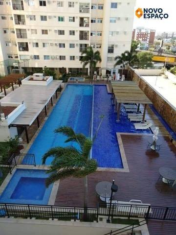 Apartamento com 2 dormitórios à venda, 53 m² por R$ 235.000 - Centro - Campos dos Goytacaz
