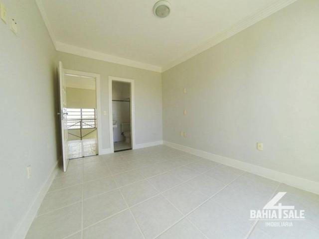 Casa com 4 dormitórios à venda por R$ 1.450.000 - Vila de Abrantes - Camaçari/BA - Foto 17