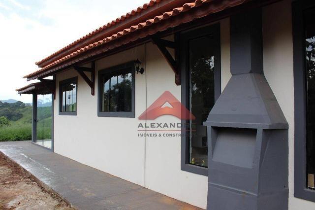 Sítio com 3 dormitórios à venda, 21000 m² por R$ 1.000.000,00 - Pouso Alto - Pouso Alto/MG - Foto 10