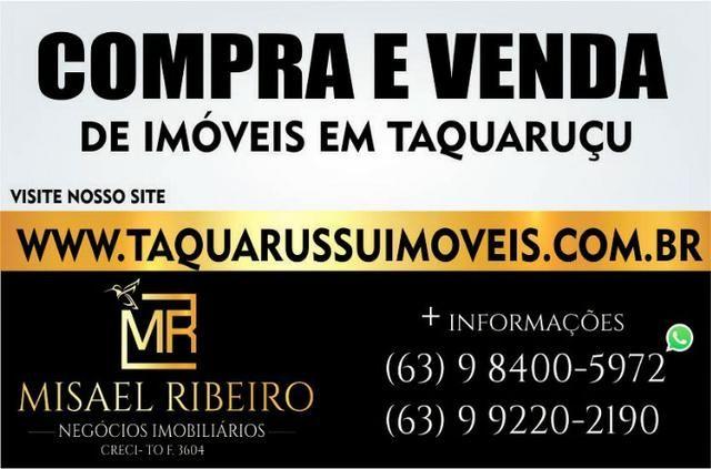 Compra e venda de imóveis em Taquaruçu
