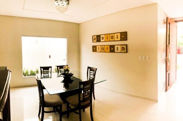 Casa no condomínio Sol Nascente, com: 4 suítes mais um quarto - Foto 2