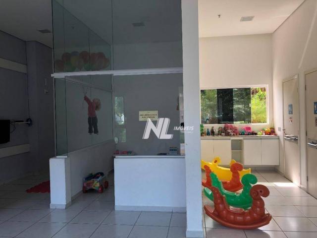 Apartamento com 3 dormitórios à venda, 75 m² no Natture Condomínio Clube - Candelária - Na - Foto 12