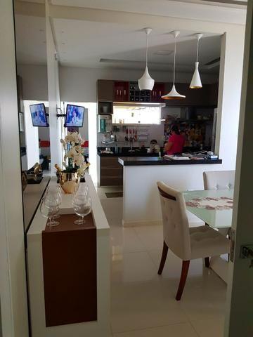 Casa pronta no Alphaville, com: 3/4, sendo uma suíte // área gourmet c piscina - Foto 6