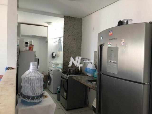 Apartamento com 3 dormitórios à venda, 75 m² no Natture Condomínio Clube - Candelária - Na - Foto 17