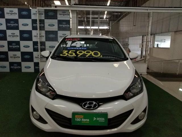 Hyundai hb20 2014/2014 - 1.6 comfort style 16v flex 4p