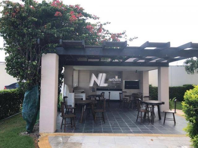 Apartamento com 3 dormitórios à venda, 75 m² no Natture Condomínio Clube - Candelária - Na - Foto 4