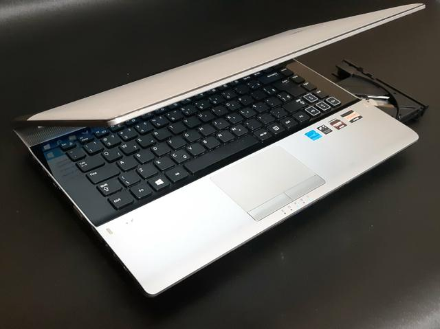 Notebook Samsung 4g HD 500g com garantia - Foto 3