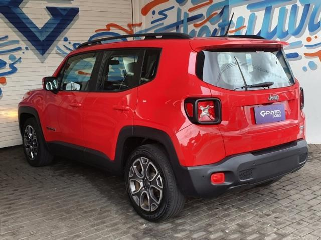 Jeep Renegade Longitude Flex 2016 - Foto 2