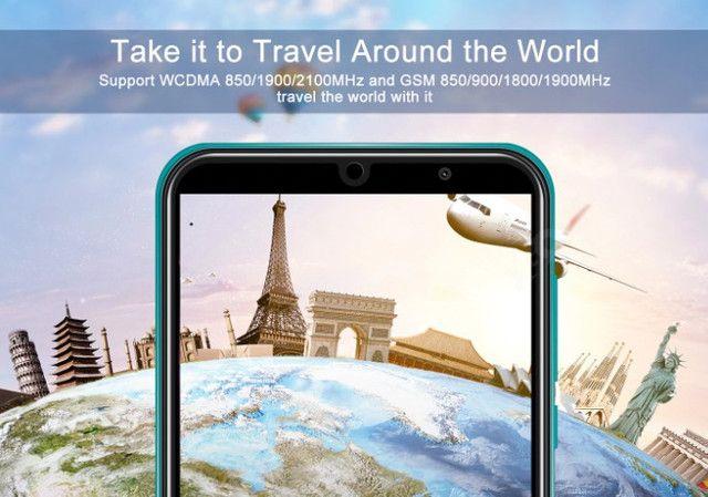 Xgody s20 mini 3g smartphone 1gb ram 4gb rom android 9.0 sim duplo 5.5 tela 5mp câmera - Foto 4