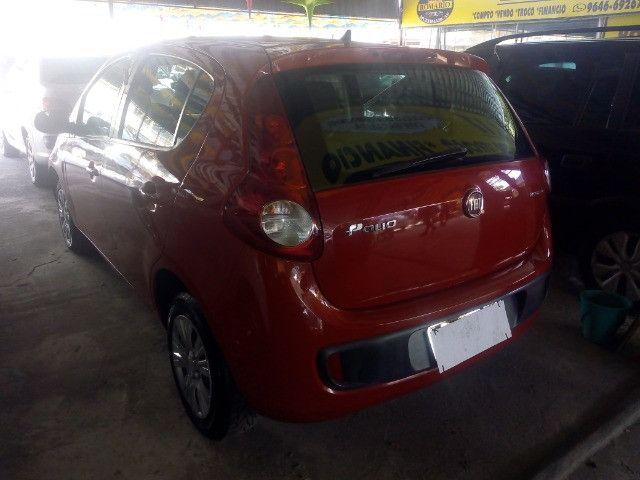 Fiat Palio Attractive Compl +Gnv ent 48 x 698,00 Fixas no Cdc 1ª Parcela por conta da loja - Foto 4