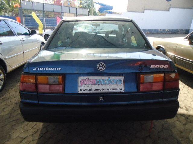 Volkswagen santana 1.8 cl 1993 - Foto 4