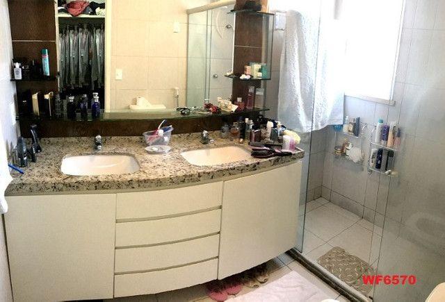 Condomínio Maison Blanc, casa duplex com 3 quartos, 4 vagas, lazer completo - Foto 3