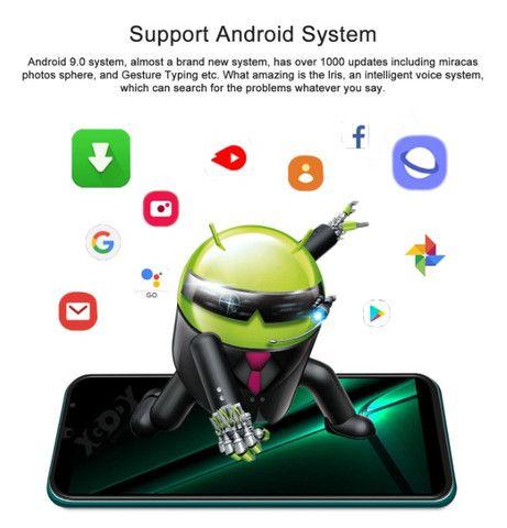 Xgody s20 mini 3g smartphone 1gb ram 4gb rom android 9.0 sim duplo 5.5 tela 5mp câmera - Foto 6