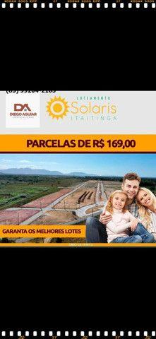 Loteamento Solaris em Itaitinga #$%¨& - Foto 7