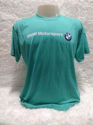 Camiseta Puma BMW Motorsport - Foto 2