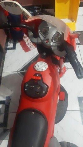 Vendo essa moto elétrica