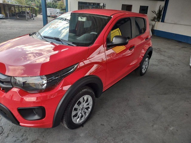 **Fiat Mobi Like 10. 8V 2021/2021 OKm** - Foto 4
