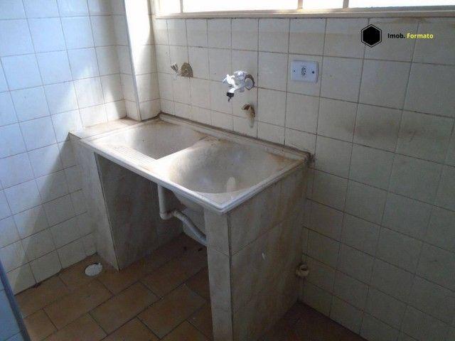 Apartamento com 2 dormitórios para alugar, 80 m² por R$ 950,00/mês - Vila Morumbi - Campo  - Foto 10