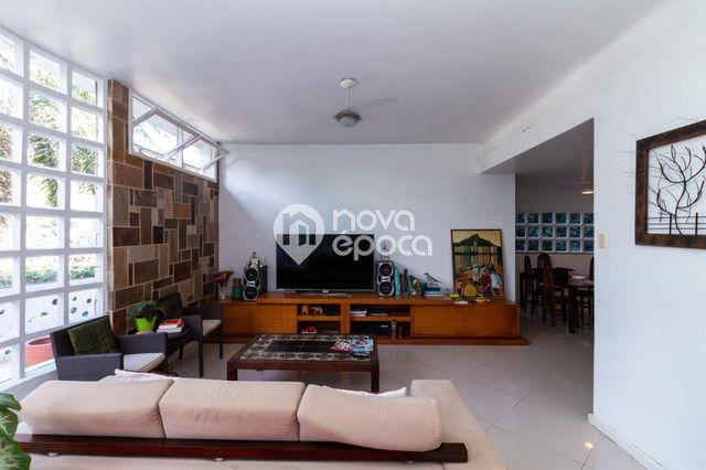 Casa à venda com 5 dormitórios em Laranjeiras, Rio de janeiro cod:FL6CS52847